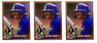 (3) 1993 Legends #10 Robin Yount Baseball Card Lot Milwaukee Brewers