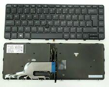 HP ProBook 430 G3 440 G3 430 G4 440 G4 UK Black Keyboard 822338-031 840791-031