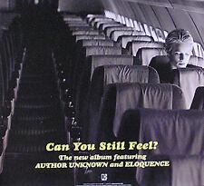 Jason Falkner 1999 Can You Still Feel Original Promo Poster Double Sided