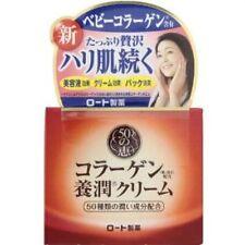 Rohto 50 no megumi yojyun cream 90g moisturizer aging care japan free shipping
