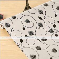 "Self-adhesive Wallpaper Water Proof Shelf Drawer Liner Decor Wall Sticker 17x78"""