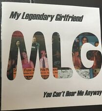 My Legendary Girlfriend CD You Can't Hear Me Anyway  Glasgow