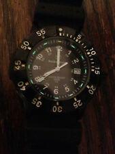 Smith & Wesson SWW450BLK Tritium H3 Sport Series Watch - Black