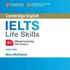 Official Cambridge English IELTS LIFE SKILLS A1 Test Practice Audio CD's