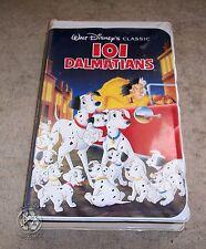 Walt Disney Classics Black Diamond 101 Dalmations VHS 1994