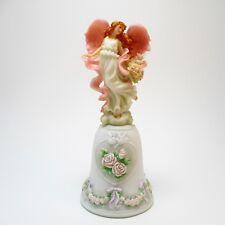"Seraphim Classics Angel - 7"" Harmony Love's Guardian Bell ~ #81632 - Wedding"