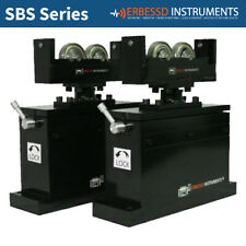 Balancing Machine Sbs1000 Roller Work Supports Amp Plans Erbessd Instruments