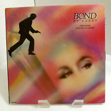 1985 (Music from James) Bond by Barry Bulldog Records BDL-1036 Mint Stereo LP
