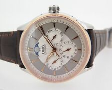 Oris Mechanical (Automatic) Adult Analogue Wristwatches