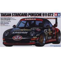 Tamiya 24175 Taisan Starcard Porsche 911 GT2 1/24