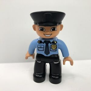 Lego Duplo Police Officer (Adult Figure #16) Replacement Figure