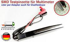 Messpinzette Multimeter Pinzette für SMD-Bauteile oder Electronik-Tests NEU!