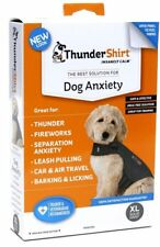 thundershirt XL dog anxiety shirt grey/solid grey/camouflage