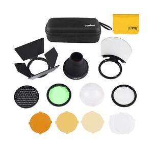 Godox AK-R1 Pocket Flash Light Accessories Kit for Godox H200R,Godox AD200 Ac...