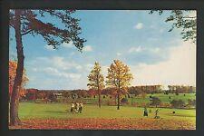 Sports Golf postcard Bethesda, Maryland MD Kenwood Country Club
