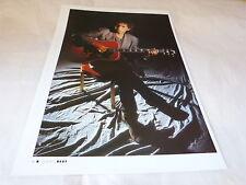 KEITH RICHARD - Mini poster couleurs 7 !!!!!!!!!