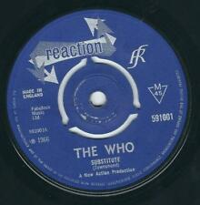 Uk Beat The Who REACTION 591001 Substitute / Instant party ♫ 3 Prong center