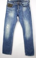 Scotch & Soda Hommes Snatch Slim Jeans Extensible Taille W32 L34 AOZ997