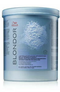 Wella Professional Blondor Bleach Powder 800g Free UK Delivery