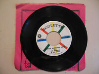 JOE REISMAN & HIS ORCH. Spanish Marching Song/The French Cadets ROULETTE 45