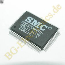 1 x FDC37C665IR 3/5 Volt Advanced High-Performance Multi-Mo SMC TQFP-100 1pcs