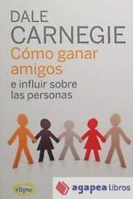 Cómo ganar amigos e influir sobre las personas. NUEVO. ENV�O URGENTE (Librería A