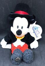 Disneyland Resort BEAN BAG DISNEY MICKEY MOUSE Happy New Year 2002
