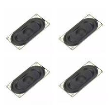 4x 20 x 40 MM 8 Ohm, 2W Speaker For DCC Sound, Hornby, Bachmann, Loksound, Zimo
