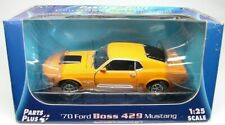 FIRST GEAR 1970 FORD BOSS 429 MUSTANG 1:25 SCALE DIE-CAST - MIB