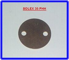 LANCIA FULVIA 1,3, papillon gueule solex, 35 mm 21-23,13 °