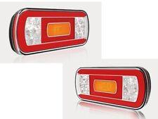 LED-Rückleuchten-SET für Anhänger, Wohnwagen, Fahrradträger - Bajonettanschluss