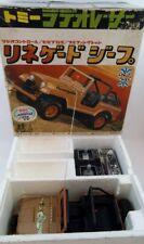 Vintage 80's Tomy Taiyo R/C 1/20 Jeep Renegade Nikko Tyco Kyosho Tamiya