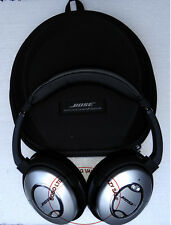 QC2 QuietComfort2 Acoustic Noise Canceling Headphones by dr. dre studio- Silver