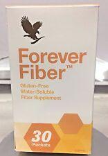 New Sealed Forever Living Forever Fiber 30 Pockets Water-soluble Gluten-Free