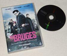 In Bruges - Colin Farrell, Ralph Fiennes (DVD; 2008) *BUONO STATO*.
