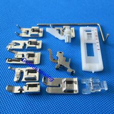 Zipper,Cording Piping,Zigzag Feet for Singer Simple 3116,2263,3221,3223,3232