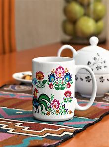 Mug Cup Kubek Polish Folk Poland