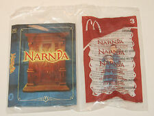 "2005 Edmund Pevensie 3"" McDonald's Action Figure #3 Narnia Lion Witch Wardrobe"