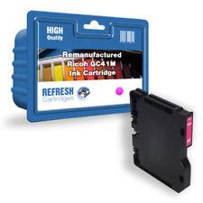 Cartuchos de tinta compatibles magentas para impresora Ricoh