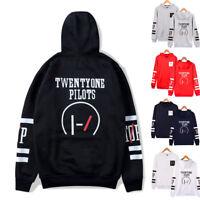 Twenty One Homme Hoody Sweatshirt Pilots Coat Jacket Xmas Pullover Hoodie Gifts