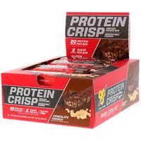 BSN  Protein Crisp  Chocolate Crunch Flavor  12 Bars  2 01 oz  57 g  Each