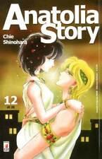 manga STAR COMICS ANATOLIA STORY numero 12