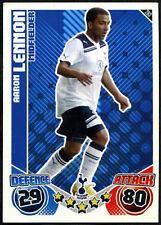 Aaron Lennon #283 Tottenham Topps Match Attax 2010-11 Football Card (C602)