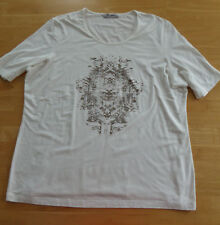 GERRY WEBER Stretch Shirt Gr. 48-50 / XXL creme