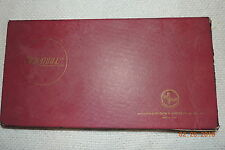 Scrabble Board Game Selchow Righter Company '53, '82, 89' Vintage 100% Complete!