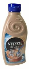 Nescafe Ice Java Coffee Syrup Cappuccino 6 Bottles Ice Java Cappuccino 470 ml