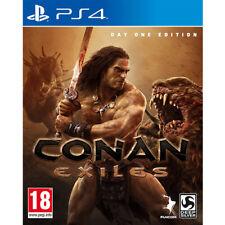 VIDEOGIOCO CONAN EXILES PS4 GIOCO UFFICIALE PLAYSTATION 4 D1 EDITION ITALIANO