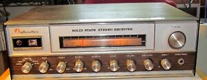 Hallicrafters CR-3000 Shortwave+Stereo+AM/FM Receiver