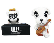 NEW KK Slider/Totakeke & DJ KK Plush Toy (set of 2) USA Animal Crossing New Leaf