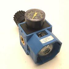 Festo LR-1/2-S-B-NPT Regulator With 160psi Gauge, Control Pressure: 0.5-12bar